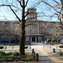 神奈川県庁本庁舎 (キングの塔)