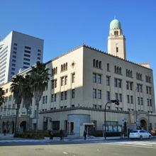 横浜の税関 (クイーンの塔)